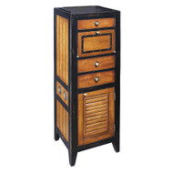 Cape Cod Locker Cabinet Nautical Storage Furniture