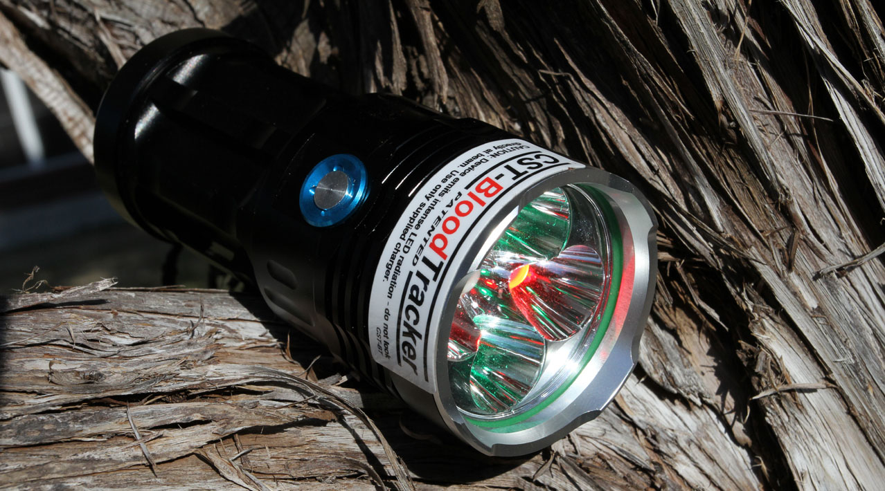 Xenopus electronix crime scene als and bloodtracker flashlights follow the blood trail aloadofball Image collections