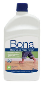 Bona 32oz Hardwood Floor Polish High Gloss