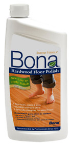Bona 6-36oz High Gloss Hardwood Floor Polish