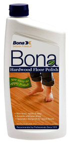 Bona 6-36oz Low Gloss Hardwood Floor Polish
