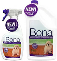 Bona 22oz Hardwood Floor Pet Spot Cleaner