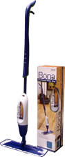 Bona Microfiber Hardwood Spray Mop w/Cartridge