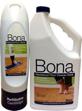 Bona Hardwood 28oz Cartridge with 64oz RTU Refill