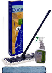 "Bona Professional Series 18"" STL Floor Care System"