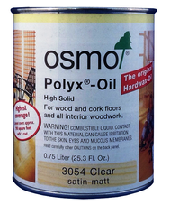 Osmo Polyx ® - Oil High Solid for wood and cork floors and all interior woodwork