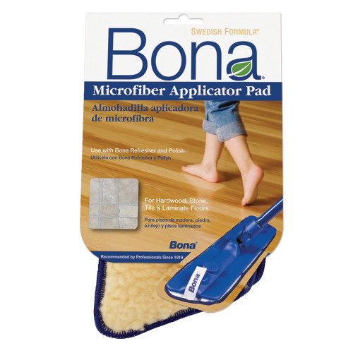 BonaX Mop Microfiber Applicator Pad