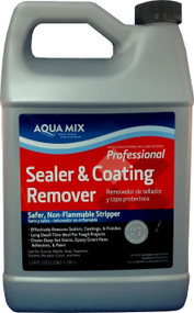 Aqua Mix 1gl Sealer & Coating Remover