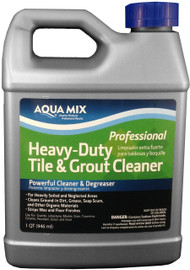 Aqua Mix 32oz Heavy-Duty Tile & Grout Cleaner Concentrate