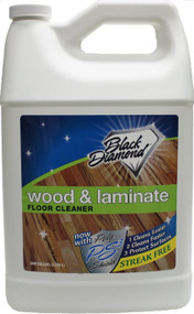 Black Diamond WOW 1 Gallon Wood Floor Cleaner