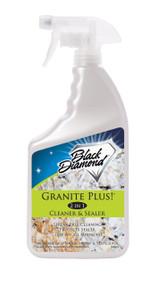 Black Diamond Granite Plus! 32oz Cleaner & Sealer