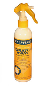 Cal Flor 8oz Scratch Away Spray