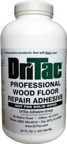 Dritac Adhesive Refill 6-32 oz