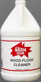 Glitsa Clean  Hardwood Concentrate Cleaner 1 gl