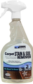 shaw carpet cleaning stain and soil remover 32 oz spray lowest price