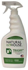 Natural House 32oz Trash
