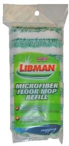 "Libman 3 - 18"" Microfiber Wet/Dry Dust Mop Pad Refills"