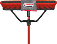 "Libman 24"" Multi-Surface Heavy Duty Push Broom"