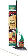 """Bruce mop kit 4"""" x 15"""""""