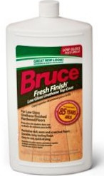 Bruce Fresh Finish Hardwood Floor Refresher The Floor