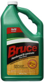 Bruce Dura Luster Hardwood & Laminate Floor Cleaner 64 oz.Refill