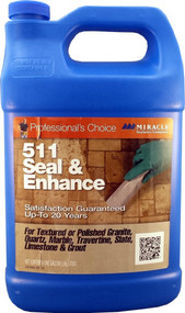 Miracle Sealants 511 Seal & Enhance Sealer Gallon