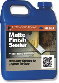 Miracle Sealants Matte Finish Sealer Quart