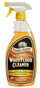 Parker & Bailey 22 oz Wood Floor Cleaner Spray Bottle