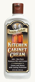 Parker & Bailey 8 oz Kitchen Cabinet Cream Bottle