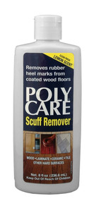 Poly Care Hardwood/Laminate Scuff Remover 8oz