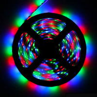 3528 multi color LED strip with RGB comtroller 12V