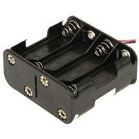 8*AA battery holder 12V