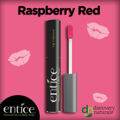 Raspberry Red Lip Stain