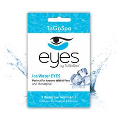 ToGoSpa EYES - Ice Water