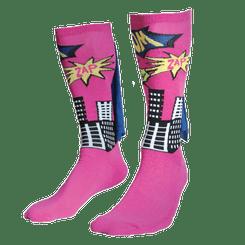 Superhero Cape Sock