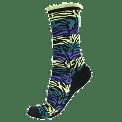 Zebra Stripe Sock