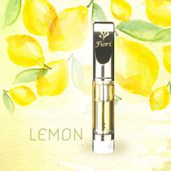 Fiori Pure CBD Vape Cartridge - Lemon