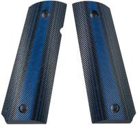 1911 Semis Blue Black G10