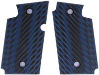 Sig P938 Ridgeback Blue Black G10