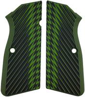 BHP Ridgeback Zombie Green Black G10