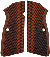 BHP Ridgeback Orange Black G10