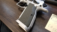 Tanfoglio Thin Bogies OD Green Black G10