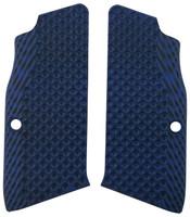 Tanfoglio Thin Bogies Blue/Black  G10