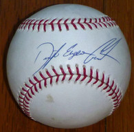 NY New York Mets Dwight Eugene Gooden Autographed Baseball PSA DNA Hologram