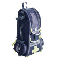 Oxygen Backpack Twin Cylinder Multi Pockets - 'RECOVER'