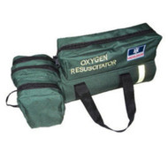 Oxygen Bag with Carry Handles (C size Cylinder) - Rescuer brand.