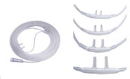 Cannula Nasal Adult  Soft  with 2m tubing (pack of 10) - Liberty brand.