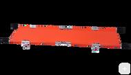 Stretcher Aluminium 2-way folding  Heavy Duty - Everise brand Rated Capacity 220kg