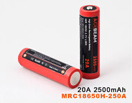 Acebeam ARC18650H-250A IMR High Drain Li-Ion rechargeable battery
