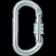 Carabiner 25kN  steel SC screwgate  Oval Skylotec